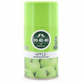 Освежитель воздуха ДО-РЕ-МИ Премиум Автоматический сменный Зеленое яблоко 250мл