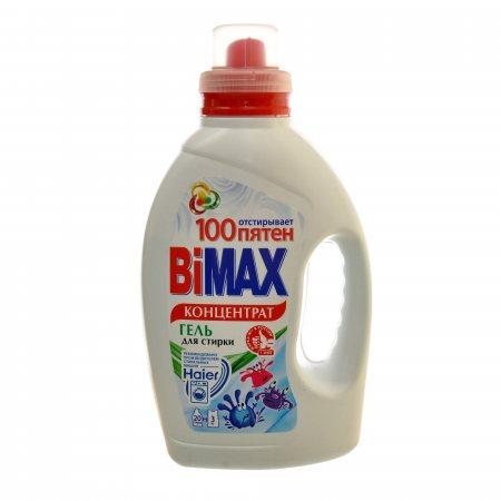 Средство для стирки гель BIMAX для всех типов стирки 100 ПЯТЕН концентрат 1300мл