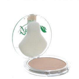 Пудра TRIUMPF Compact Powder Green Tea Компактная №02 Слоновая кость