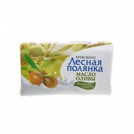Крем-мыло ЛЕСНАЯ ПОЛЯНКА Масло оливы 90г
