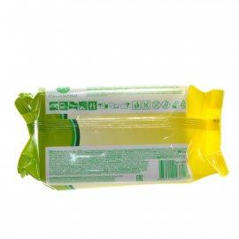Салфетки влажные для всей семьи РУСАЛОЧКА Visage 72шт Антибактериальные С экстрактом ромашки,алоэ вера и вит Е