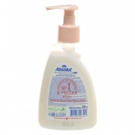 Крем-мыло жидкое ABSOLUT Cream Антибактериальное Нежное 2в1 250г