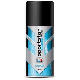 Дезодорант SPORT STAR мужской Спрей Ice Blue бесплатно 25мл 175мл
