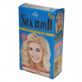 Осветлитель SILK BLOND осветляет на 5-7 тонов