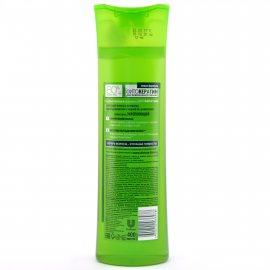 Шампунь для волос ЧИСТАЯ ЛИНИЯ Укрепляющий для всех типов Крапива 400мл