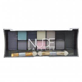 Тени TRIUMPF 12 Nude Palette Eyeshadow двенадцатицветные №03 Classical Nude/Классический Палитра 18г