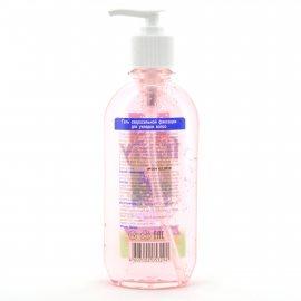Гель для укладки волос FRATTY Сверхсильная фиксация Теплоактивный 250мл