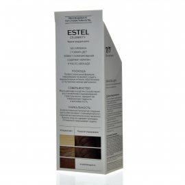 Краска для волос ESTEL St-Petersburg Celebrity уход без аммиака 7.7 Лесной орех