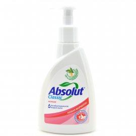 Мыло жидкое ABSOLUT Classic Антибактериальное Нежное 250г