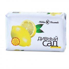 Мыло туалетное ДИВНЫЙ САД Лимон 90г
