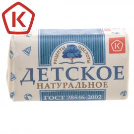 Мыло туалетное ДЕТСКОЕ 180г
