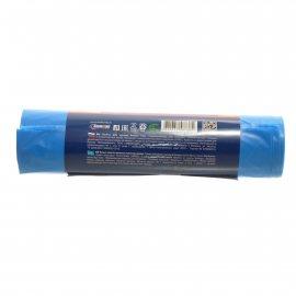 Мешок для мусора Avikomp PRESTIGE 180л 5шт Rubber Flex (тянущиеся) Голубой, рулон