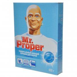 Порошок для уборки Mr.PROPER Моющий, универсальный С отбеливателем 400г