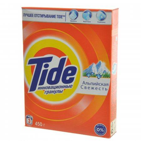 Стиральный порошок TIDE Автомат Альпийская свежесть 450г