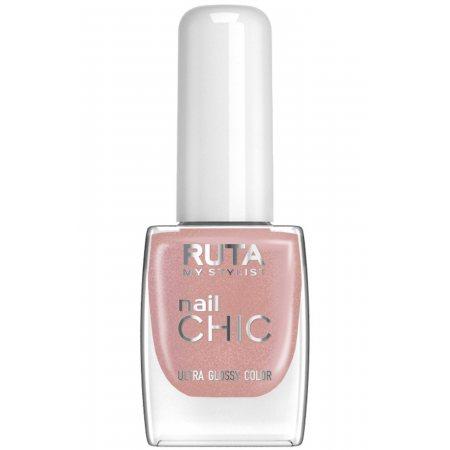 Лак для ногтей Рута Nail Chic №22 Кофе-глясе 8.50мл