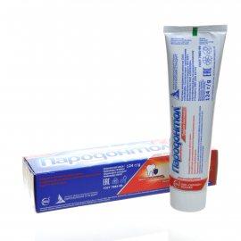 Зубная паста ПАРОДОНТОЛ Тройное действие 124г