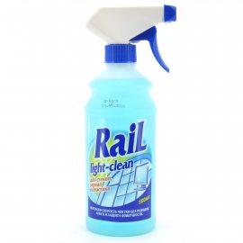 Средство для стекол RAIL Light Clean 500мл