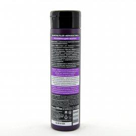 Шампунь для волос ЗОЛОТОЙ ШЕЛК Гиалурон+Коллаген для поврежденных Керапластика, реанимация 250мл