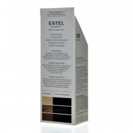 Краска для волос ESTEL St-Petersburg Celebrity уход без аммиака 1.0 Черный