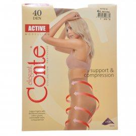 Колготки CONTE Active 006 40 р.4 Natural/Натур.