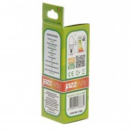 Лампа светодиодная Pled-Eco JAZZWAY Е14 5w C37 3000К теплый белый свет