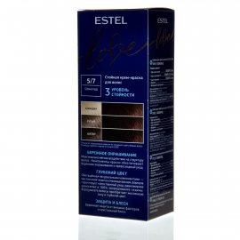 Крем-краска для волос ESTEL LOVE 5/7 Шоколад
