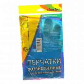 Перчатки CLEAR LINE латексные р.XL