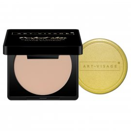 Пудра АРТ-ВИЗАЖ Perfect Skin Компактная с зеркалом для жирной и комбинированной кожи №213 розовый беж 7г