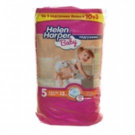 Подгузники HELEN HARPER Baby 11-18кг 13шт junior 5