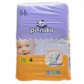 Подгузники PANDA 8-18кг 66шт Maxi