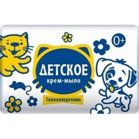 Крем-мыло ДЕТСКОЕ C Д-пантенолом 90г