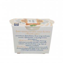 Крем-масло для тела ДЕСЕРТЫ КРАСОТЫ Густое Питательное Кокосовое суфле 220мл