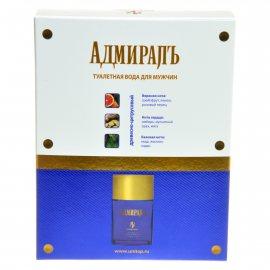 Туалетная вода АДМИРАЛЪ мужская NEW 100мл