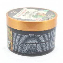 Мыло жидкое для бани и душа НАТУРАЛЬНОЕ ТАЕЖНОЕ Черное 450г