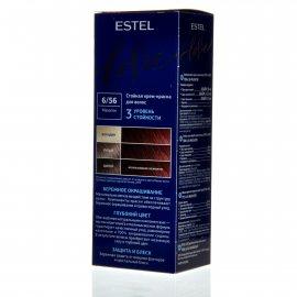 Крем-краска для волос ESTEL LOVE 6/56 Махагон