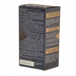 Крем-краска для бровей и ресниц STUDIO Стойкая с эффектом татуажа Темно-коричневый 30мл
