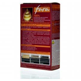 Крем-краска для волос FARA Classic стойкая 501 Черный