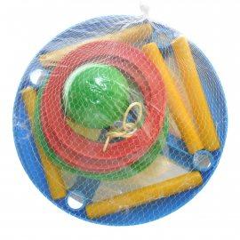 Игра Пластмастер 2в1 Кольцеброс+Поймай шарик
