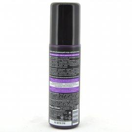 Спрей для волос ЗОЛОТОЙ ШЕЛК Реанимация секущихся кончиков Гиалурон+Коллаген д/востан.сильно повреж.волос 150мл