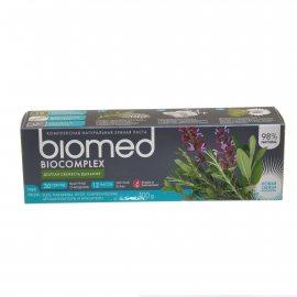 Зубная паста BioMed Биокомплекс 100мл