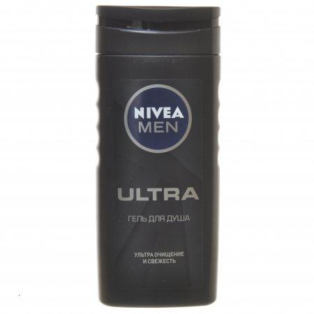 Гель для душа NIVEA Men Ultra 250мл