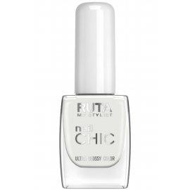 Лак для ногтей Рута Nail Chic №02 белый 8.50мл