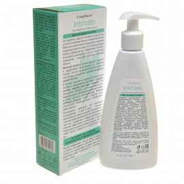 Крем-мыло жидкое для интимной гигиены COMPLIMENT Экстрамягкое Intimate 250мл