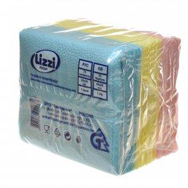 Салфетки бумажные LIZZI 70шт 24х24 Однослойные Сувенирная