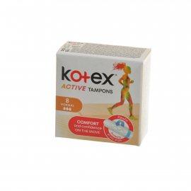 Тампоны KOTEX Active 8шт Normal