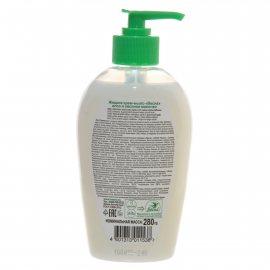 Крем-мыло жидкое ВЕСНА Алоэ и овсяное молочко 280г
