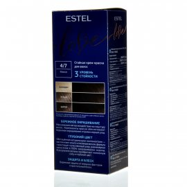 Крем-краска для волос ESTEL LOVE 4/7 Мокко
