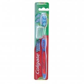 Зубная щетка COLGATE Сенсация Свежести Средняя +колпачок