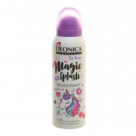 Дезодорант DEONICA For Teens женский Спрей Magic Splash 125мл