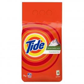 Стиральный порошок TIDE Автомат Альпийская свежесть 3кг